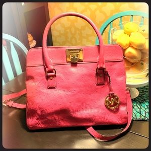 Bright  MK handbag and cross body bag